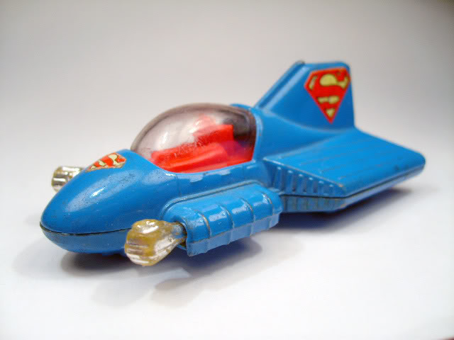 Modelos de Peliculas o Series de TV Superman_Corgi