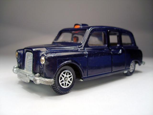 El taxi inglés Austin_Taxi_Dinky