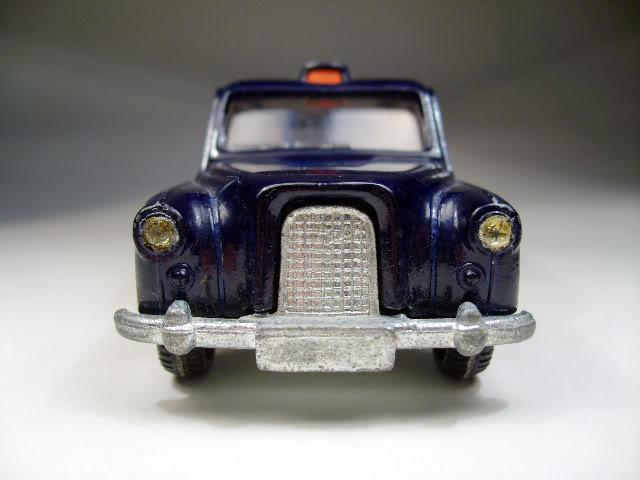 El taxi inglés S6008628