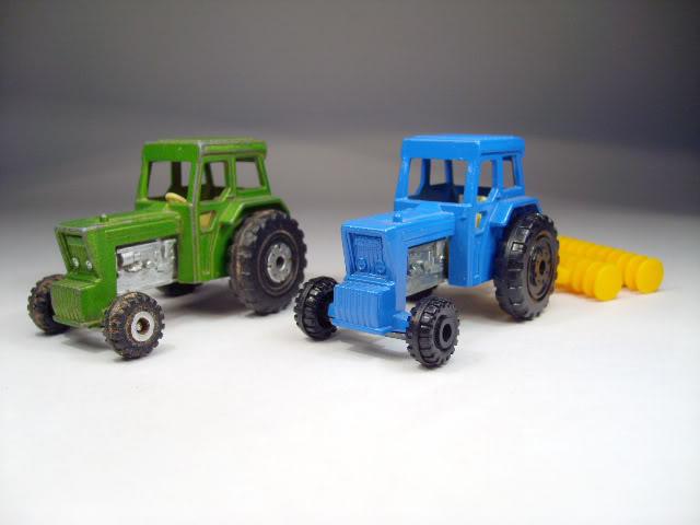Maquinaria Agricola 46_Ford_Tractors