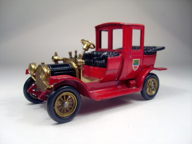 Matchbox Yesteryear Y11_1912_Packard_Landaulet