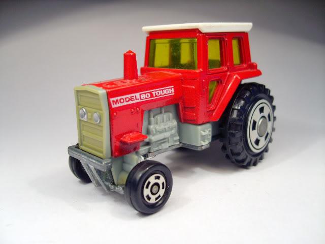 Maquinaria Agricola F54_American_Tractor