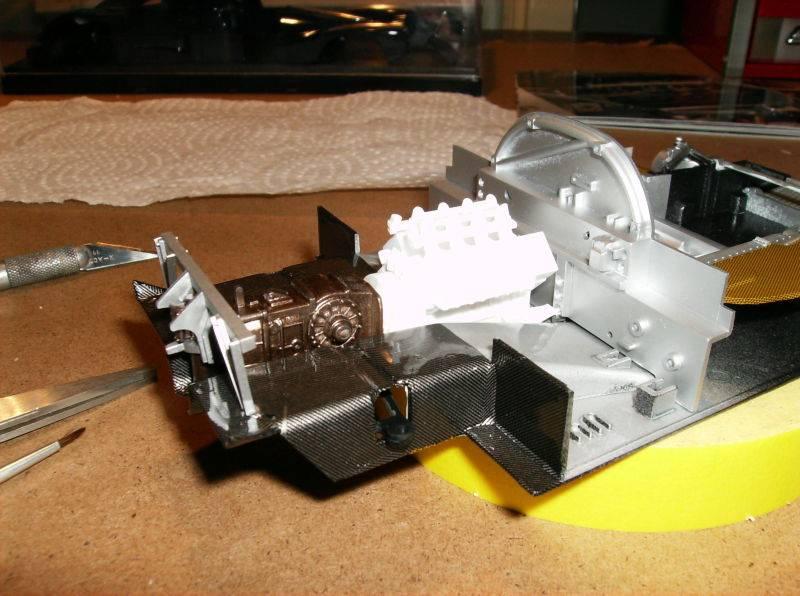 mercedes sauber c9 003-38