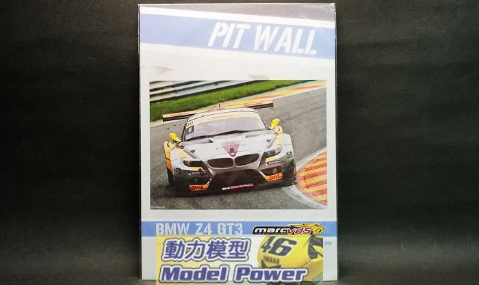 bmw  z4  gt3 Bmwdecal