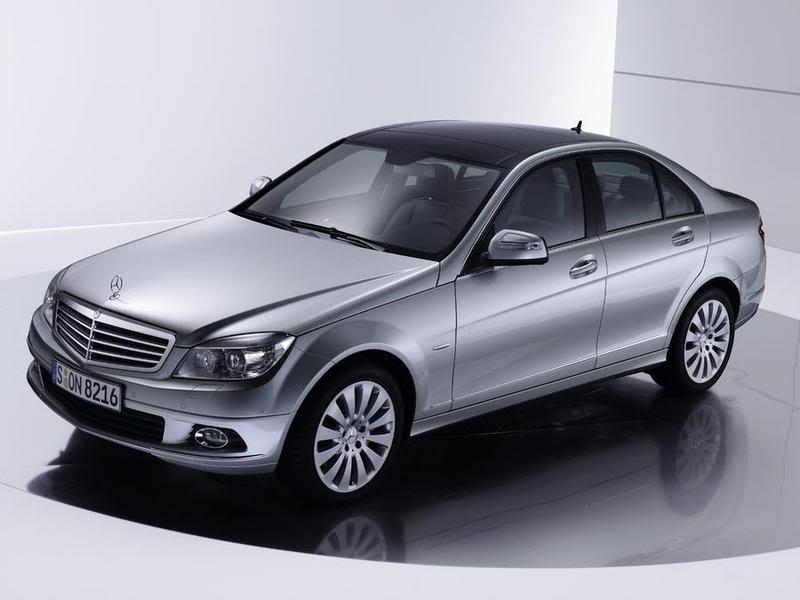 2007 - [Mercedes] Classe C [W204] - Page 5 Elegance