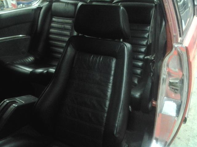 """633csi - BMW 633csi 1977 projekt och M535i 1986 """"sidoprojekt"""" besiktigad !! =) 1358438004"""