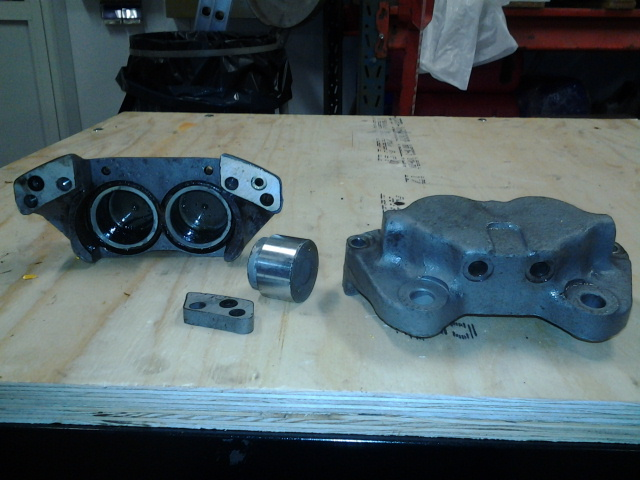 """633csi - BMW 633csi 1977 projekt och M535i 1986 """"sidoprojekt"""" besiktigad !! =) 1358710760"""