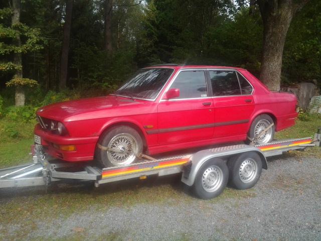 """633csi - BMW 633csi 1977 projekt och M535i 1986 """"sidoprojekt"""" besiktigad !! =) 1379836720_zps914f18ba"""