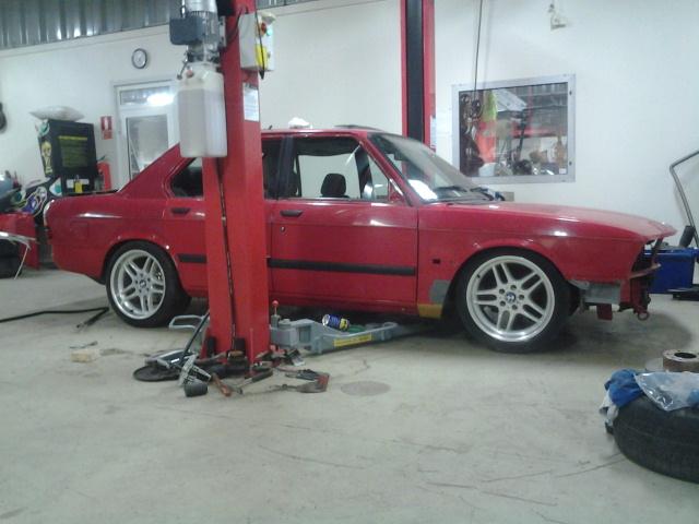 """633csi - BMW 633csi 1977 projekt och M535i 1986 """"sidoprojekt"""" besiktigad !! =) - Sida 4 1391358985_zps346cea55"""