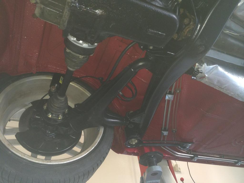 """633csi - BMW 633csi 1977 projekt och M535i 1986 """"sidoprojekt"""" besiktigad !! =) - Sida 4 1406818474_zpsfd856e12"""