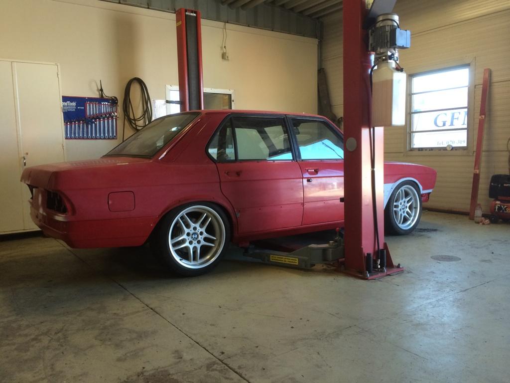 """633csi - BMW 633csi 1977 projekt och M535i 1986 """"sidoprojekt"""" besiktigad !! =) - Sida 4 1406818926_zps7b617d59"""