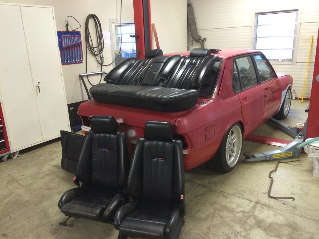 """633csi - BMW 633csi 1977 projekt och M535i 1986 """"sidoprojekt"""" besiktigad !! =) - Sida 5 1408818310_zps387c975f"""