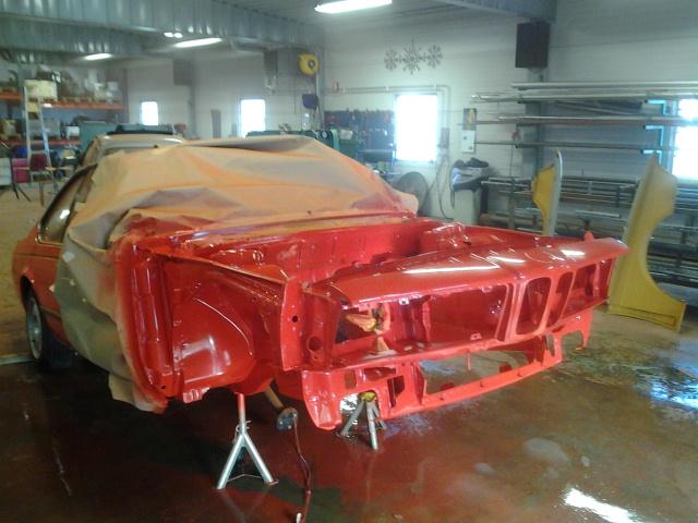 """633csi - BMW 633csi 1977 projekt och M535i 1986 """"sidoprojekt"""" besiktigad !! =) 328111f6292386b036c0461129292cb2"""