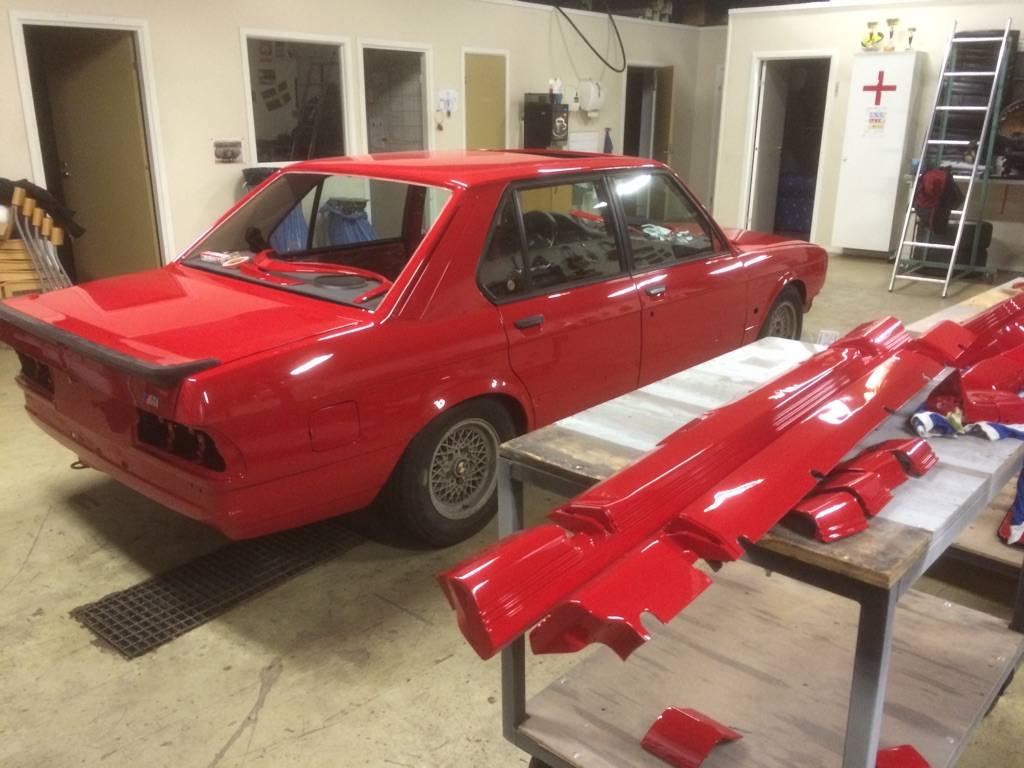 """633csi - BMW 633csi 1977 projekt och M535i 1986 """"sidoprojekt"""" besiktigad !! =) - Sida 7 IMG_12461_zps095af17b"""