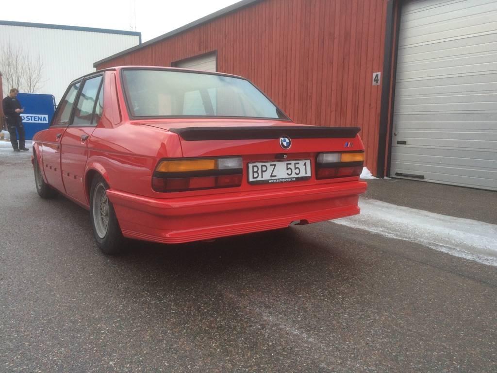 """633csi - BMW 633csi 1977 projekt och M535i 1986 """"sidoprojekt"""" besiktigad !! =) - Sida 7 IMG_13541_zps785d7f94"""