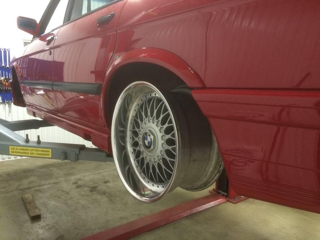 """633csi - BMW 633csi 1977 projekt och M535i 1986 """"sidoprojekt"""" besiktigad !! =) - Sida 7 IMG_16931_zps9b7ef703"""