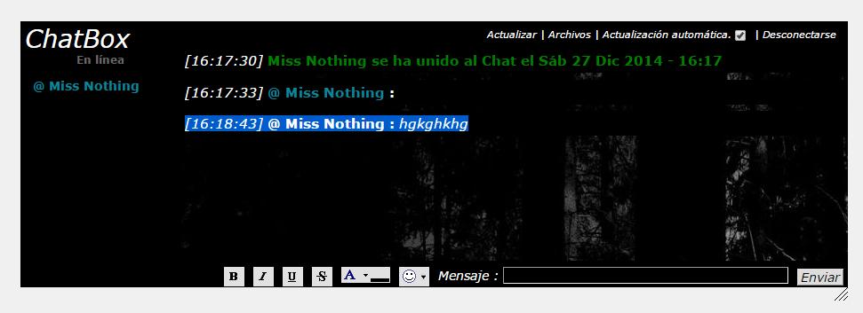 FF0000 - Cambiar el color de los mensajes en el chat box sin cambiar el color de letra en todo el foro Lalalalala_zps0bd4d558