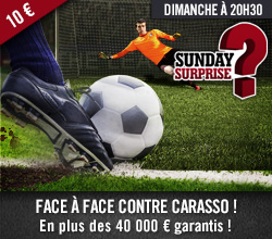 Sunday Surprise, de l'exceptionnel tous les dimanches ! 20160814_carrasso_sunday_crm_fr_zpsvojglrl4