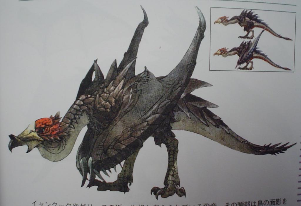 Beastiary: Nation of Koorc VultureDragon_zps0037e1d0