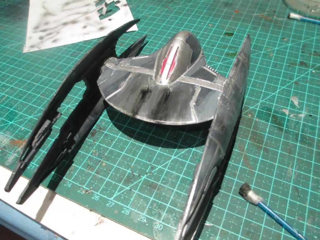 Vulture Droid (Star wars) /Eletric Products/ 1:35 IMG_3093_zpsbb989427