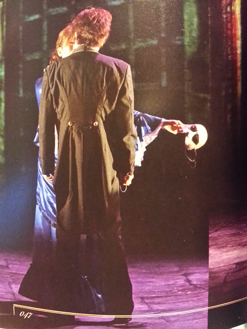 """Phantom: The Untold Story"" -- Susan Kay stage play in Japan Erik_Christine_Kiss3_zpsed6d429e"