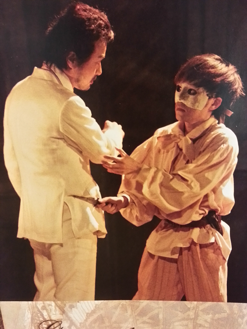 """Phantom: The Untold Story"" -- Susan Kay stage play in Japan Erik_Meets_Giovanni_sized_zps2119bbad"