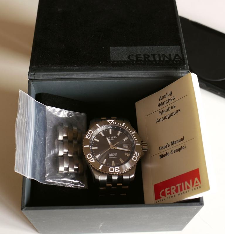 Vendo Certina DS First Ti cuarzo P1100854_zps3534c689