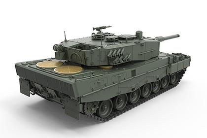 Meng Leopard 2 A4 MENGRefTS-016germanMainBattleTankLeopard2A404_zps5cc72648