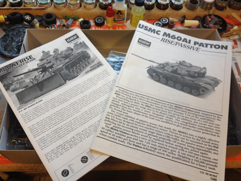 Academy M60A1 Rise with Dozer - Kitbash IMG_0847_zpsc1377042
