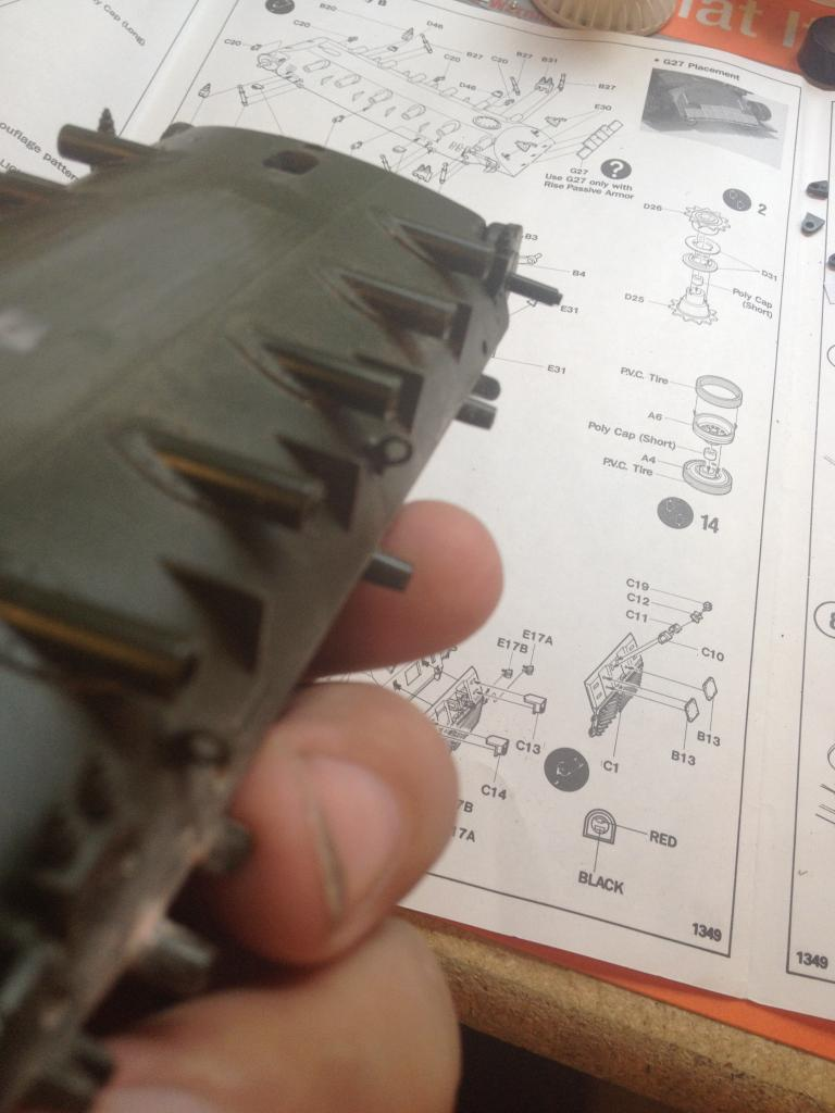 Academy M60A1 Rise with Dozer - Kitbash IMG_0871_zps98586780