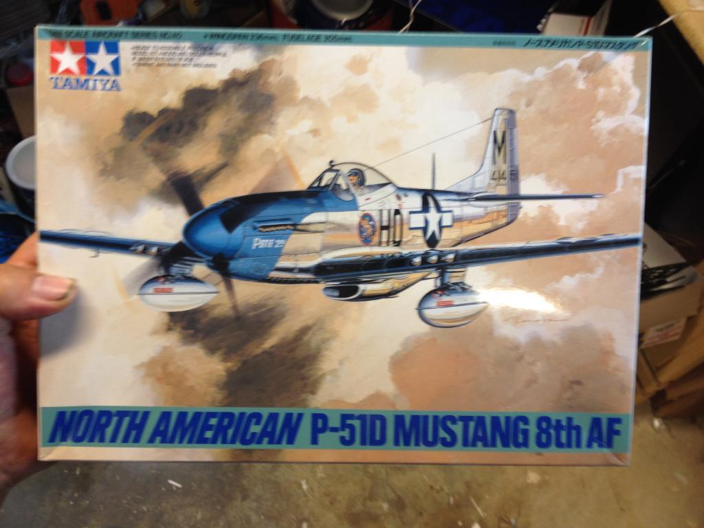 Tamiyas North American P-51D - Kitbash IMG_0914_zps72071e16