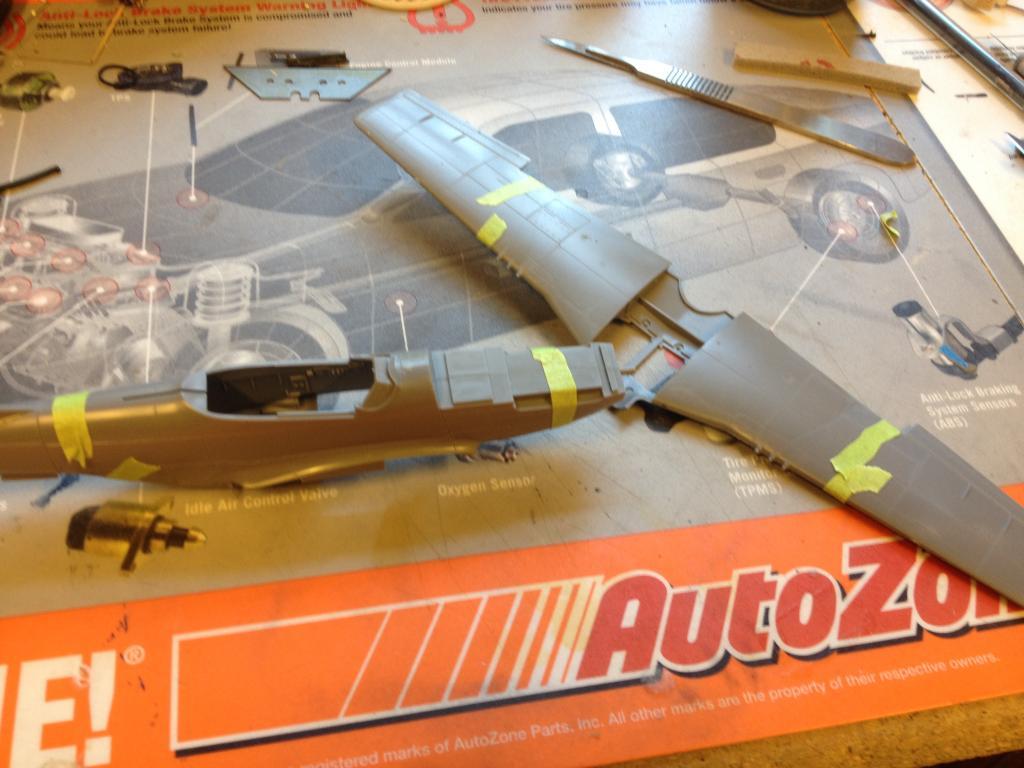 Tamiyas North American P-51D - Kitbash IMG_0943_zps240defcd