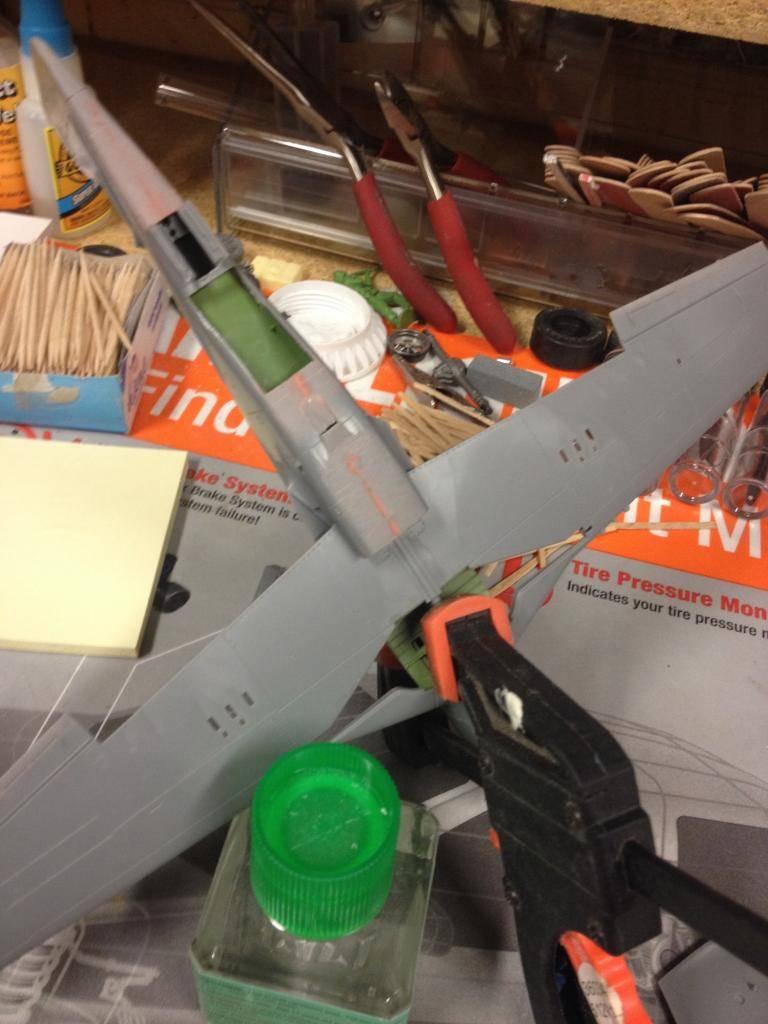 Tamiyas North American P-51D - Kitbash IMG_1174_zps543428cb
