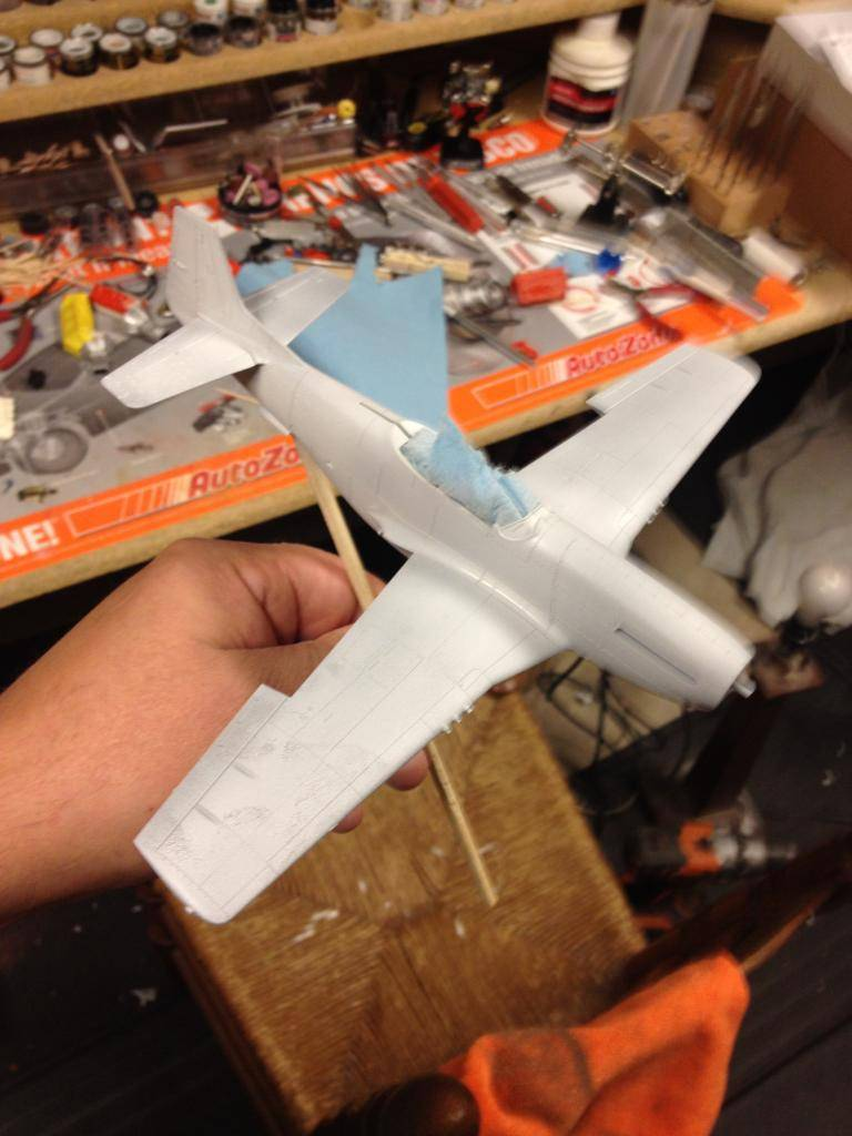 Tamiyas North American P-51D - Kitbash IMG_1184_zpse3c892b7