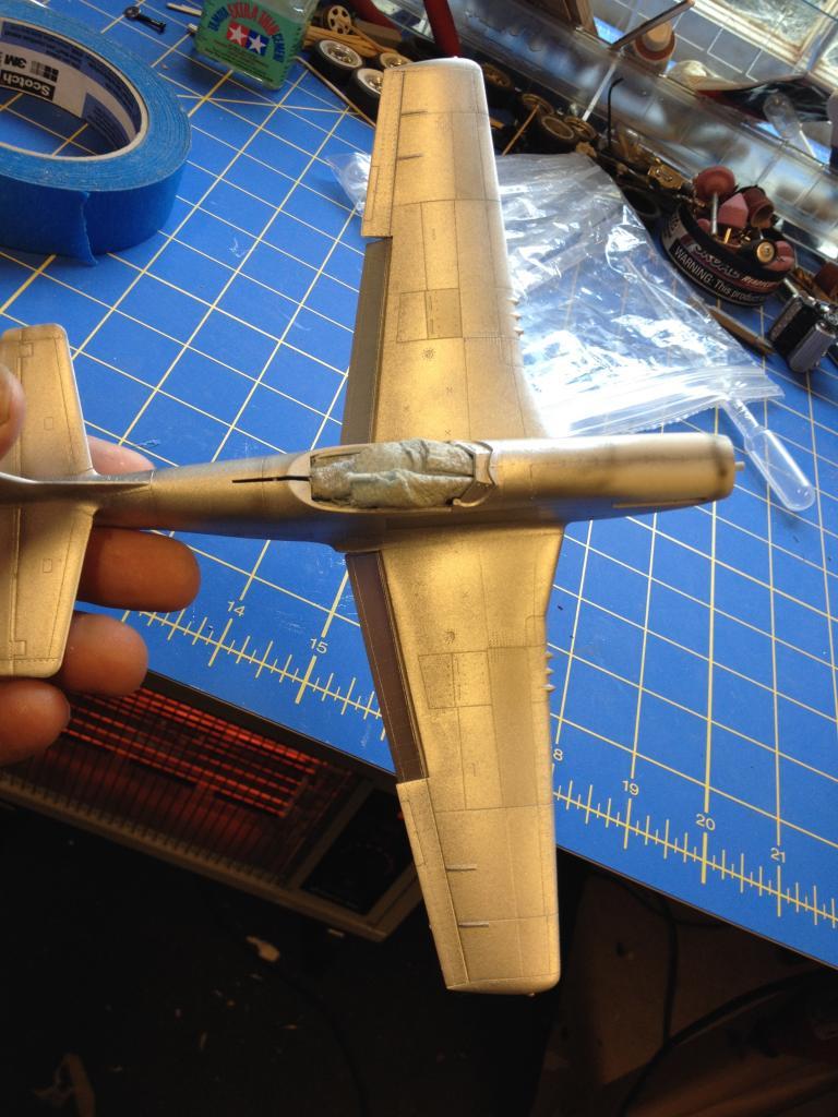 Tamiyas North American P-51D - Kitbash IMG_1233_zps1433d0a7