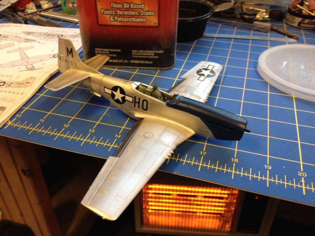 Tamiyas North American P-51D - Kitbash IMG_1313_zps1ac33a40