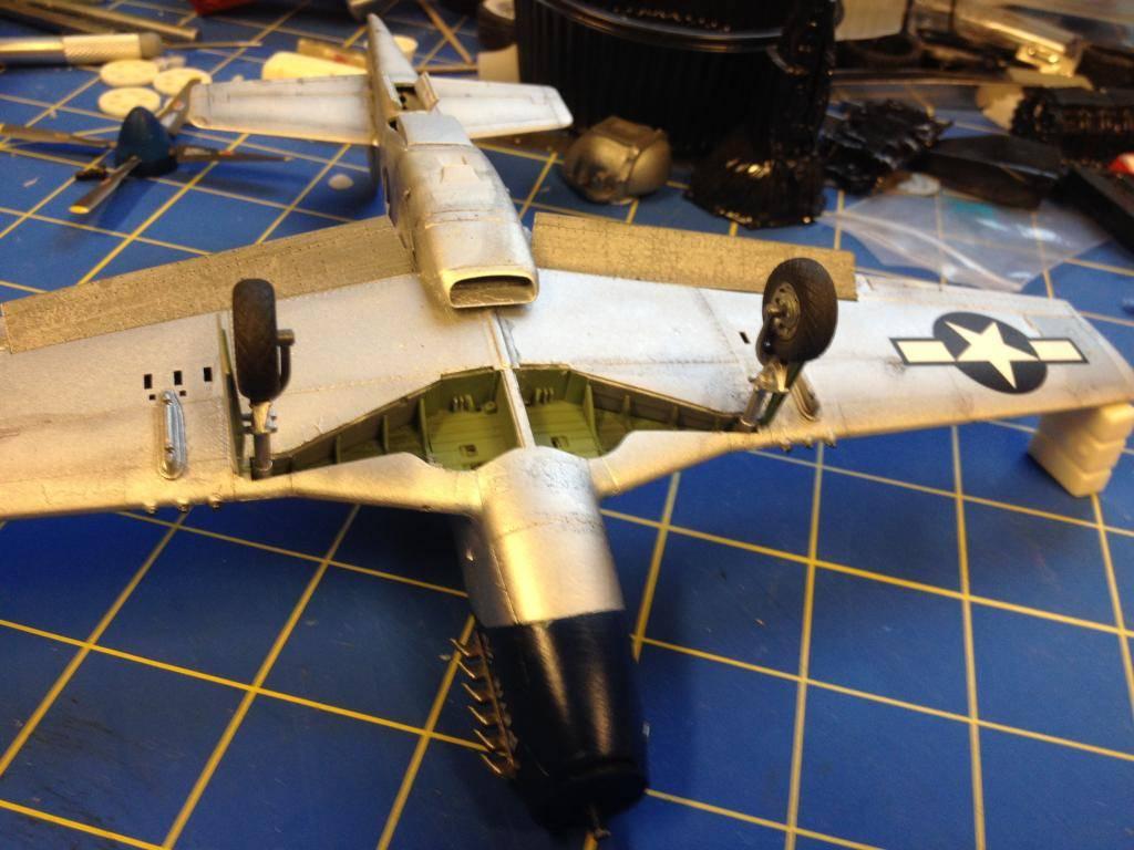 Tamiyas North American P-51D - Kitbash IMG_1340_zps1771ef4d