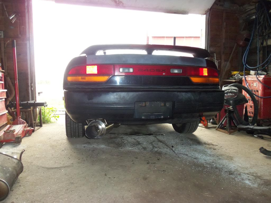 93 Hatch Build. KA-T In The Future! Exhaust1_zps09e033d5