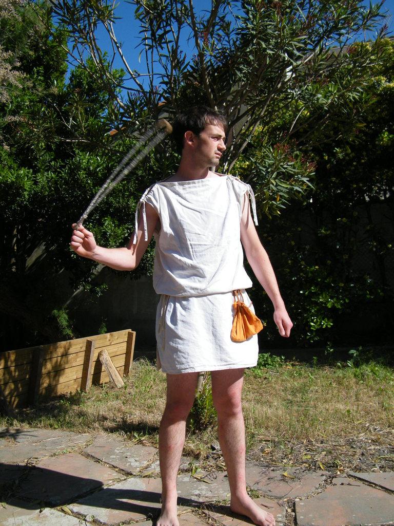 Les fantassins légers : Peltastes, akontistes, archers, frondeurs DSCF4272_zpsbkiyaki6
