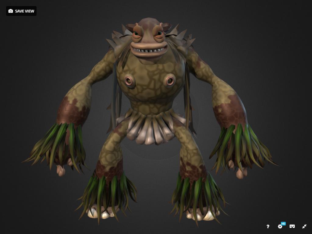 [Súper fácil] Visualizador 3D de Criaturas para tus posts! [Sketchfab] [DESACTUALIZADO] - Página 4 Bertha%20Sin_zpses7posib