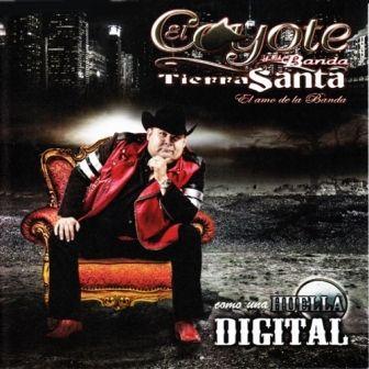 El Coyote Y Su Banda Tierra Santa - Como Una Huella Digital [2012] [DF] Como_Una_Huella_zps84f1e88d