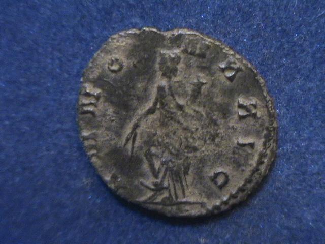 Antoniniano de Claudio II El Gótico. ANNONA AVG. Annona estante a izq. Ceca Roma. DSC01255_zpslpikp1q4