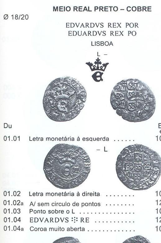 Medio real preto de Eduardo I de Portugal (1433-1438) de Lisboa DDuarteAG_zpsf460d7ca
