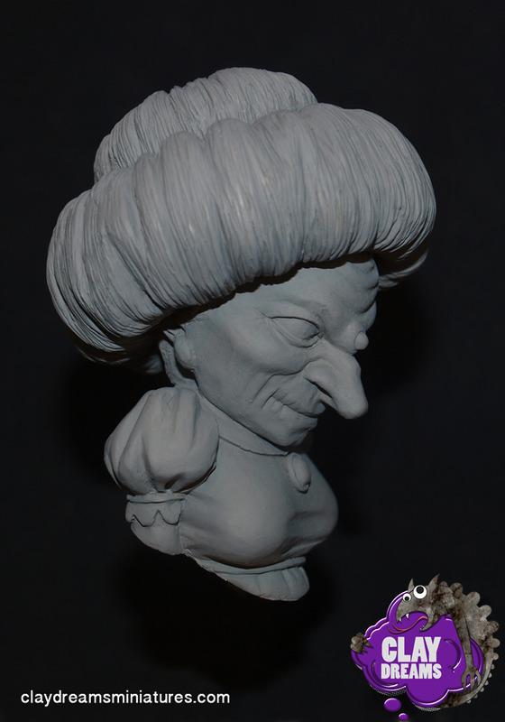 Clay Dreams Miniatures Novedades Yubaba2_zpsjhqjyxrj