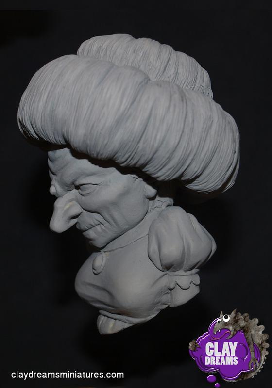 Clay Dreams Miniatures Novedades Yubaba4_zpseeqp7ocs