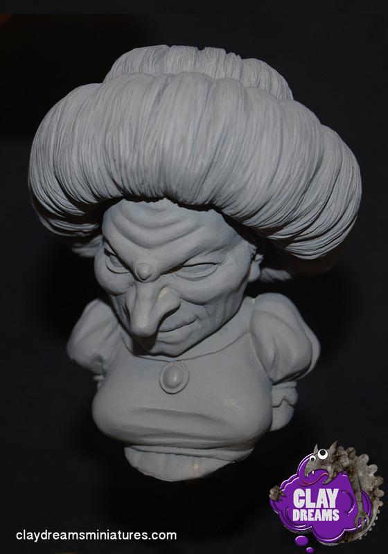 Clay Dreams Miniatures Novedades Yubaba5_zpsaexkqd4m