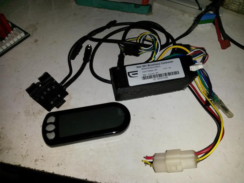 [Se Vende] Controlador + LCD original - BH Neo Xtrem - 20140914_201206_zps2ea139a3