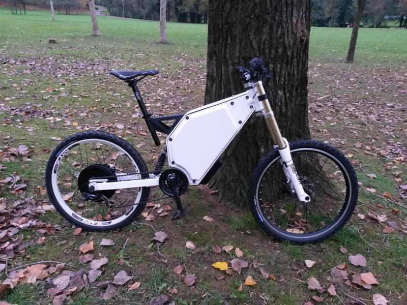 ***Vendo Bici Electrica Completa - Cuadro Enduro(Copia Vector)*** 20161128_113524_zpskoqkjnhr