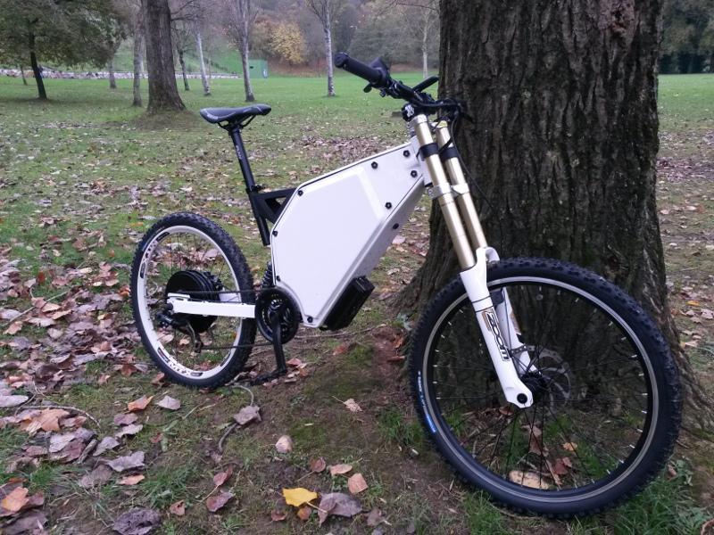 ***Vendo Bici Electrica Completa - Cuadro Enduro(Copia Vector)*** 20161128_113545_zpsvocyev3j