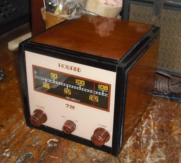 Howard 482 FM converter Howard482